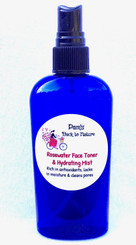 Rosewater Face Toner & Hydrating Mist ~ 4.5 oz