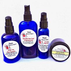 4 Piece Beauty Facial Care