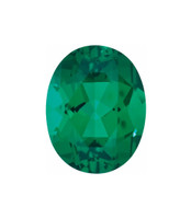 00002 Oval-Cut 4.20 Carat Beryl Emerald