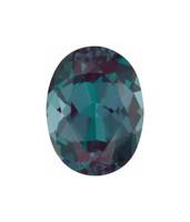 00003 Oval-Cut 6.40 Carat Chrysoberyl Alexandrite