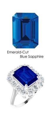 000036703 Plat. Max Sparkle H & A Diamonds 6.4ct Sapp. Diana Ring