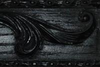 Black Ebony Classic Elements Premium Finish