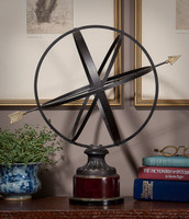 Desk Top Armillary - 19 Inch Executive Accessory