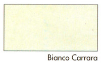 "Imperial - Bianco Carrera ""B"" - White Marble"