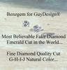 • GuyDesign® - Engagement Halo, Pavé Bridal Design #525321.9.