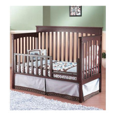 SB2 Annie Petite Toddler Crib Rail Cherry
