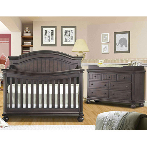 Sorelle Finley Crib And Changer Adult Bed Rail Sorellerails Com