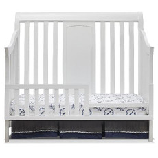 Sorelle Montgomery Toddler Crib White