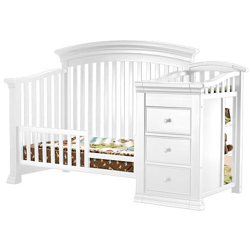 Delta bentley 4-in-1 crib assembly & review/opinions youtube.