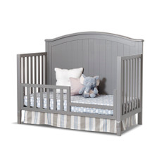 Sorelle Fairview toddler rail in  gray