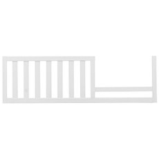 Sorelle Finley Toddler Crib Rail White