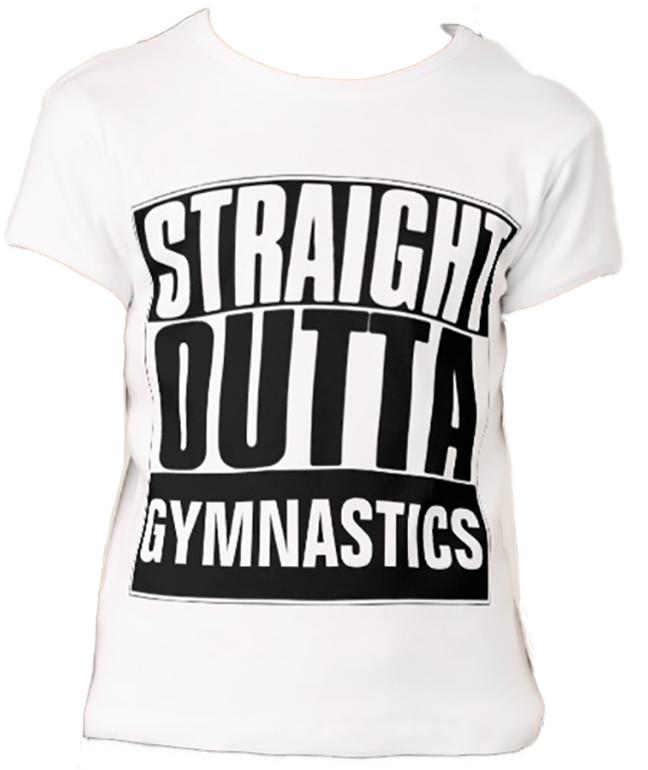 Straight Outta Gymnastics