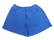 Boys' Blue Gymnastics Shorts