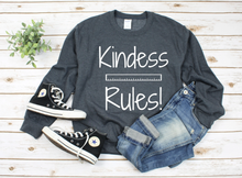 New! KINDNESS RULES Sweatshirt. FREE Shipping!