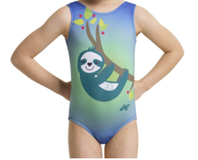 HANG IN THERE: Adorable Girls' Gymnastics Leotard.  FREE Shipping.
