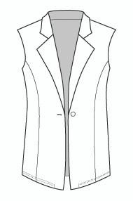 Boyfriend Vest (455T)