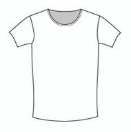 Short Sleeve Girlfriend tee (3301S)