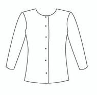 Plus Size 3/4 Sleeve Cardigan (PP118Q)