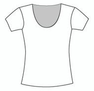 Short Sleeve U Neck (106S)