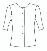 Half Sleeve Cardigan (118H)