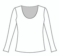 Long Sleeve U Neck (106L)