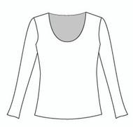 Long Sleeve U Neck (106L)