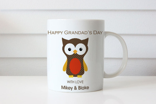 Fathers Day Personalised Mugs