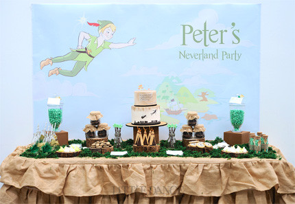 Awe Inspiring Personalised Peter Pan Themed Kids Party Invitations Birthday Personalised Birthday Cards Beptaeletsinfo