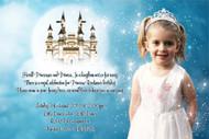 Princess Party Birthday Invitations