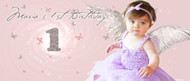 Party Banner - Fairy Angel Party Banners