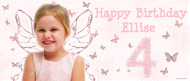 Party Banners - Fairy Butterfly Banner