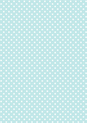 Blue Polka Dot  Photography Background