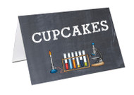 Chemistry Science Party Personalised Place Cards, Name Cards, Buffet & Lolly jar cards