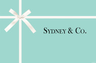 Tiffany & Co Birthday Party Banner