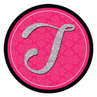 Pink VIP Event Birthday Party Personalised Stickers & Labels