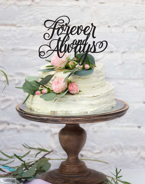 Wedding & Engagement Cake Toppers