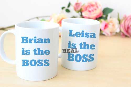 Couples Personalised Mugs