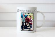 Custom Photo Personalised coffee mugs - Photo coffee cup gifts - photos printed on coffee cups and mugs in Melbourne Australia