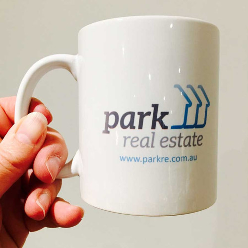 Corporate Business Mugs printed with your logo