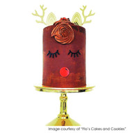 Christmas Ruldolph Cake Decorating Kit - Laser Cut Christmas Cake Decorations made in Australia