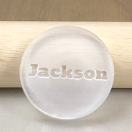 Custom Name Personalised cookie and fondant stamp