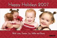 Happy holiday season cards
