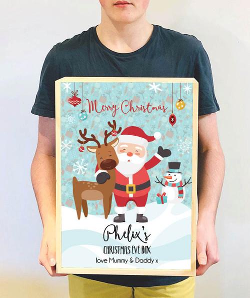 Christmas Eve Boxes
