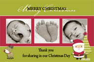 Personalised photo Christmas cards online