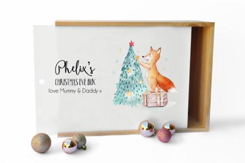 Little Fox Christmas Eve Box