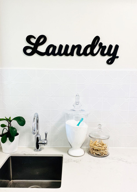 Laundry Sign - Laundry