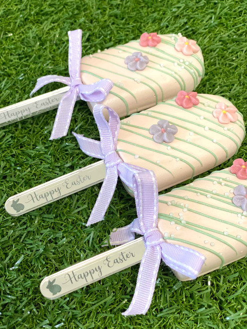 Easter Cakesicle Popsicle Sticks
