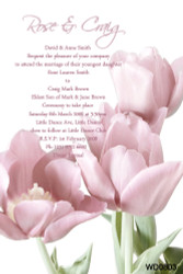 Tulip Wedding Invitations
