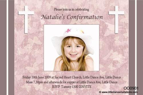 girls first holy communion invitations for sale online