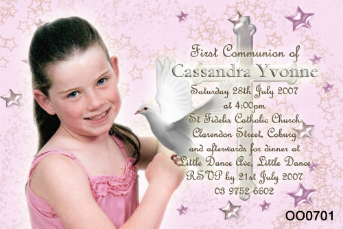 Boys 1st Holy Communion Invitations And Holy Communion Invites By